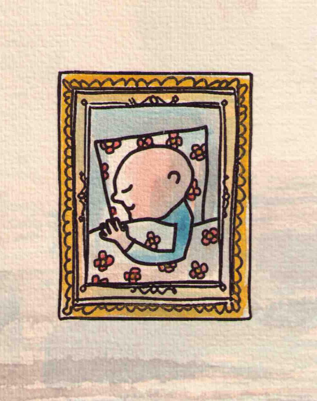 """Kapitel """"Wer schläft schon gern in Bildern und hängt sich Betten an die Wand"""""""
